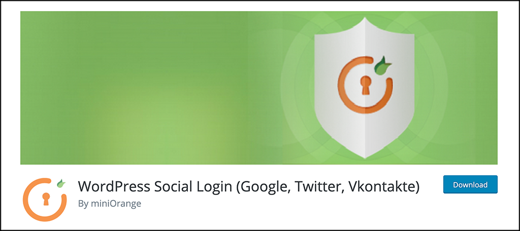 WordPress Social Login Plugin