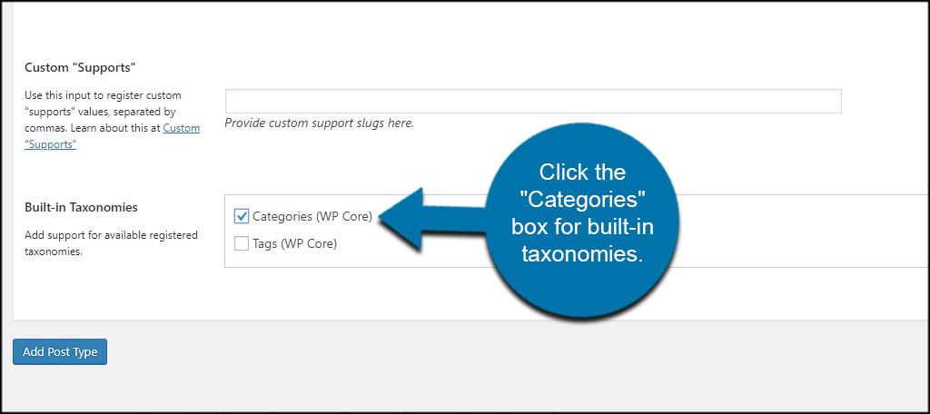 Category Taxonomies