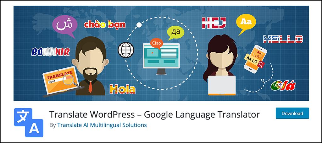 Translate-WordPress