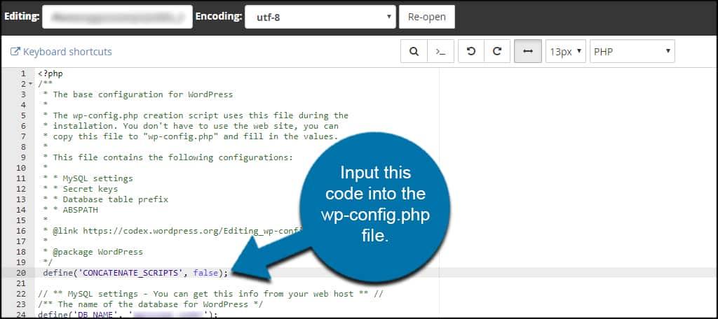Concatenate Code