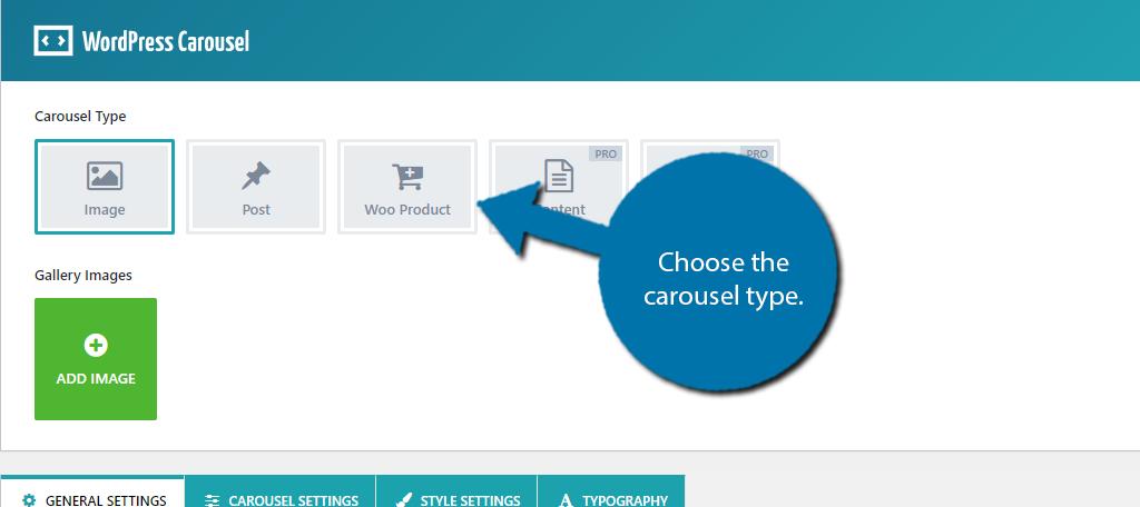 Carousel Type