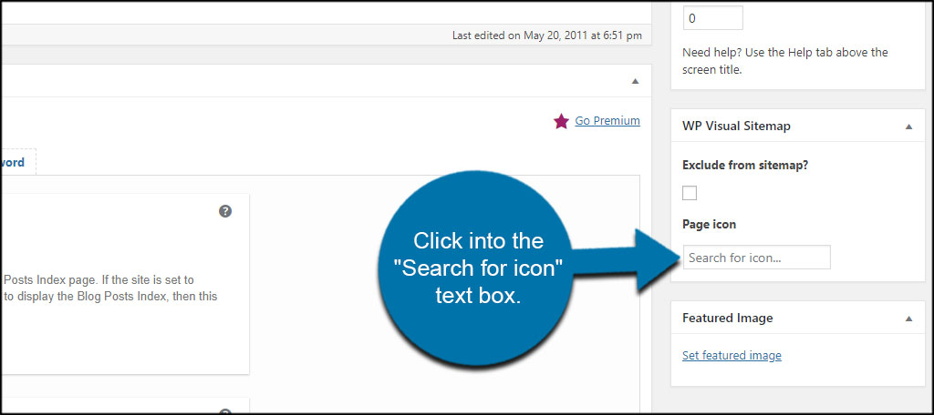 Search For Icon