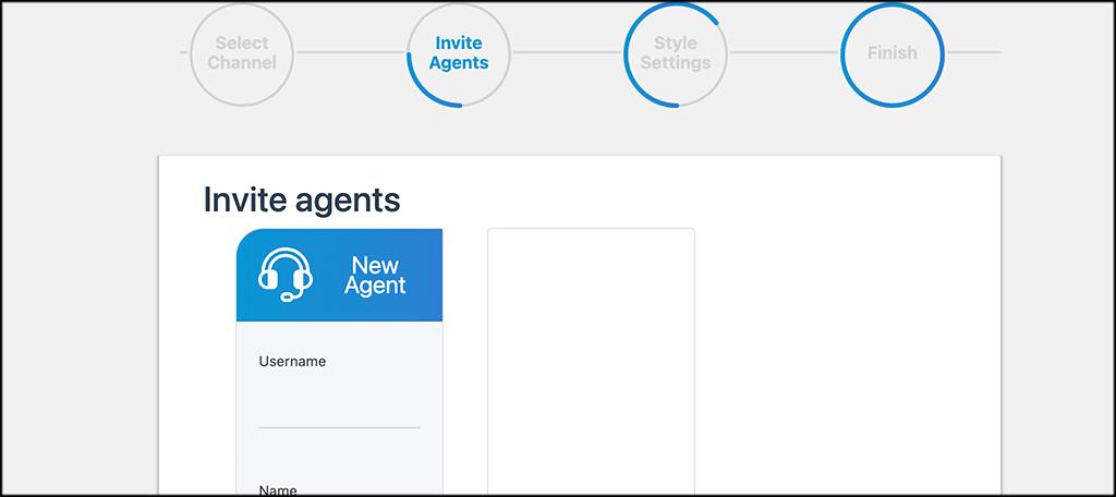 Invite Agents