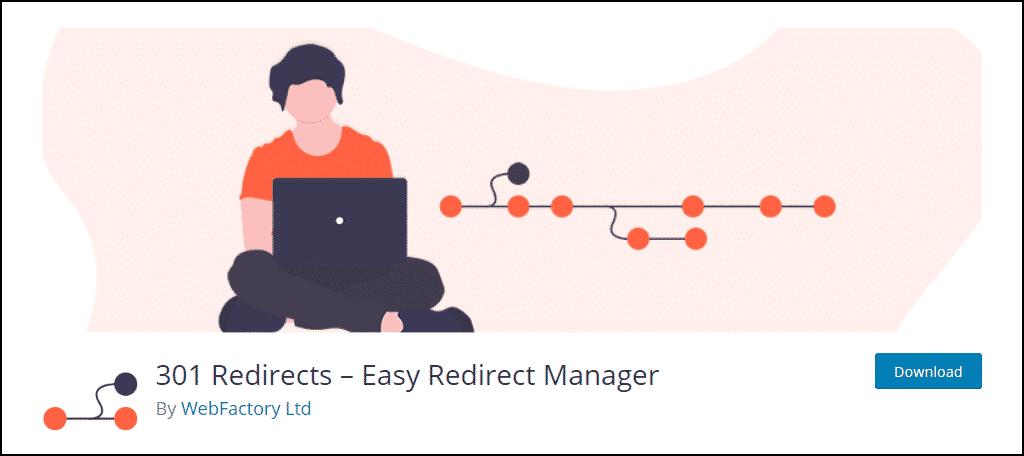 301 redirects plugin