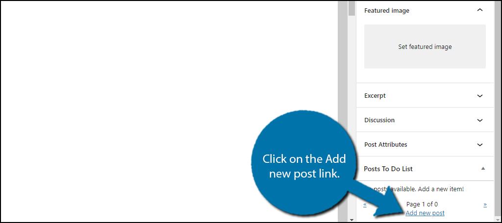 Add-New Post