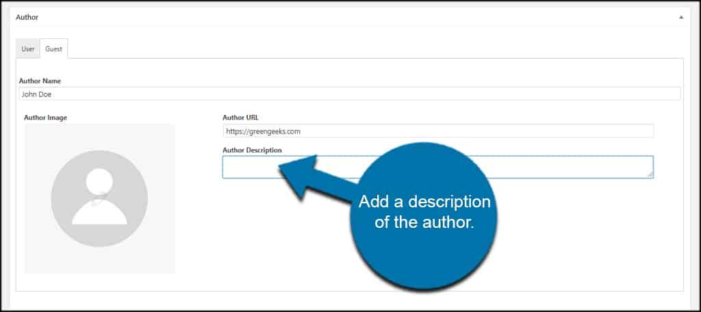 Author Description