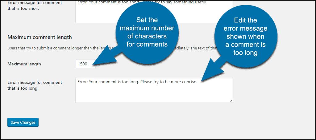 Configuring the WordPress plugin, part 2
