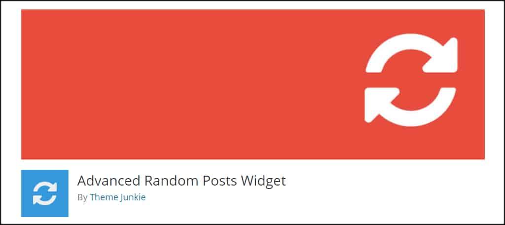 Advanced Random Posts Widget
