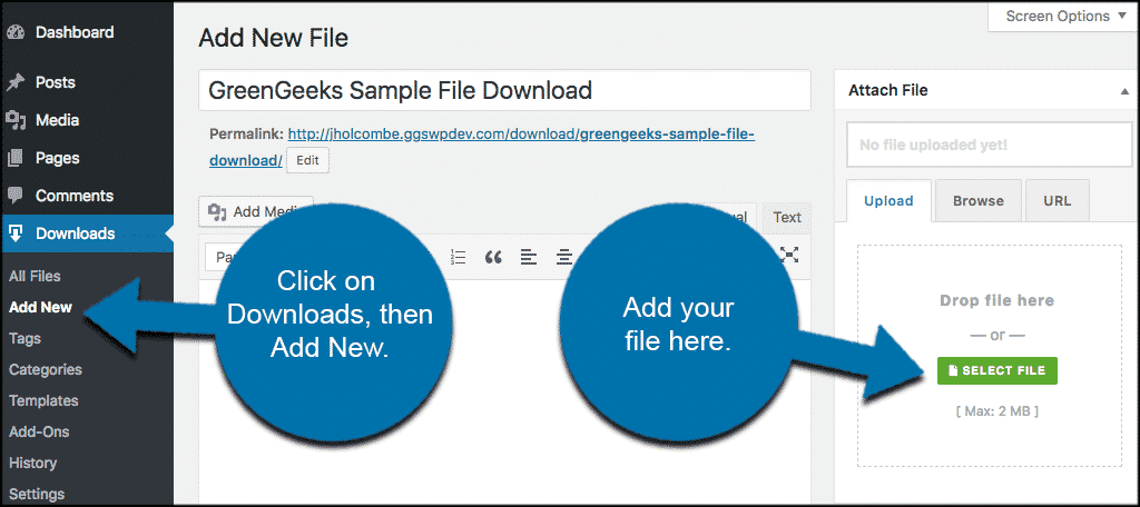 How To Manage File Downloads Using WordPress Download Manager