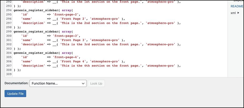 Scroll to bottom to change default wordpress loop