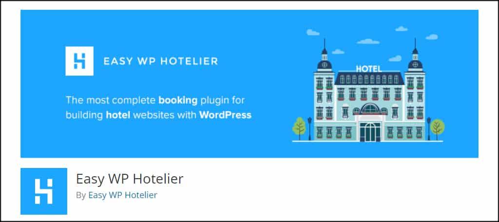Easy WP Hotelier