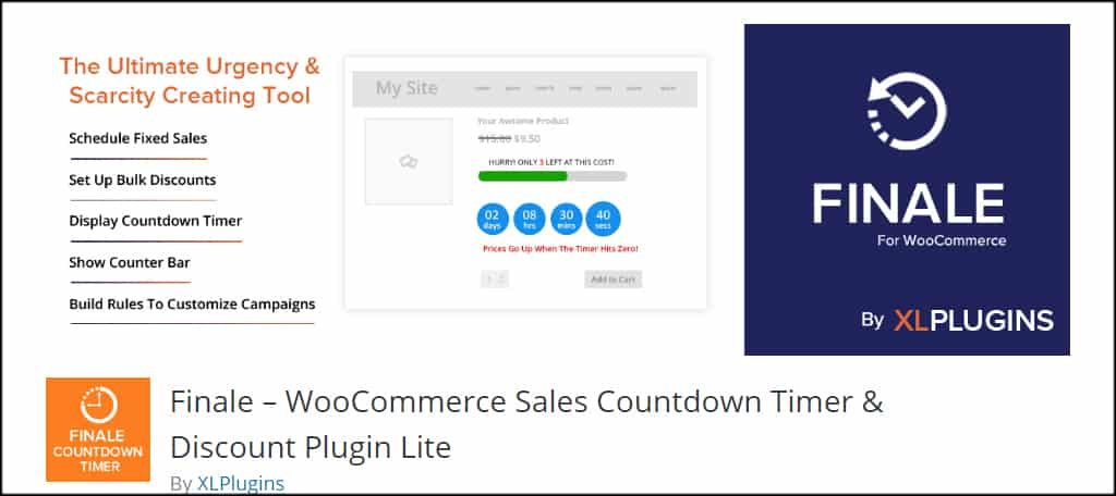 Finale For WooCommerce