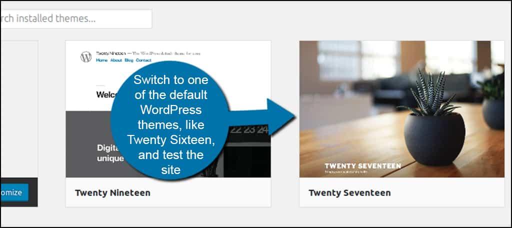 How to Fix a WordPress 504 Gateway Timeout Error - GreenGeeks