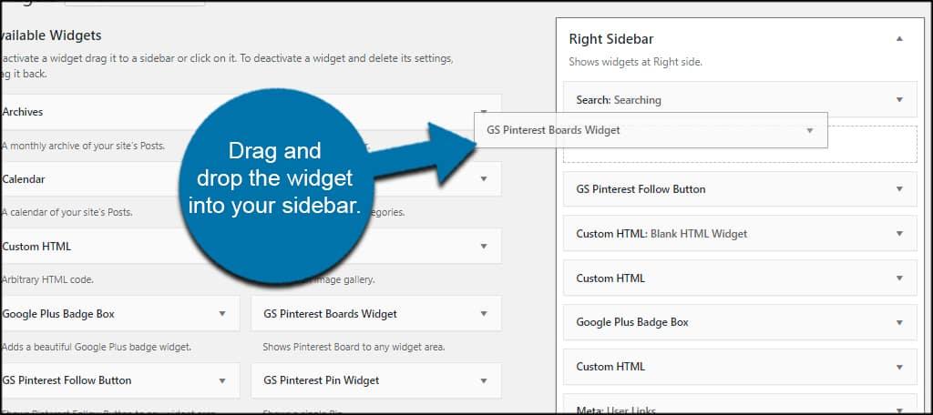 GS Portfolio Widgets
