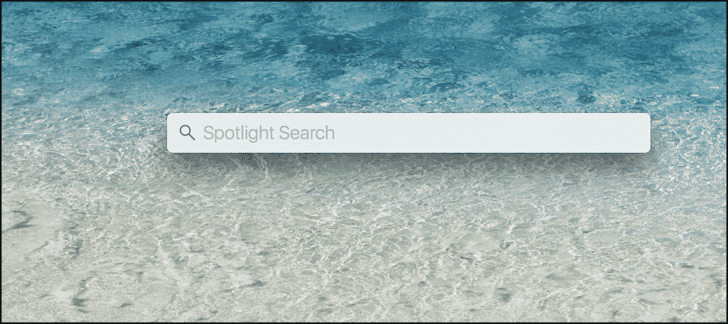 Open spotlight on the top right of your screen