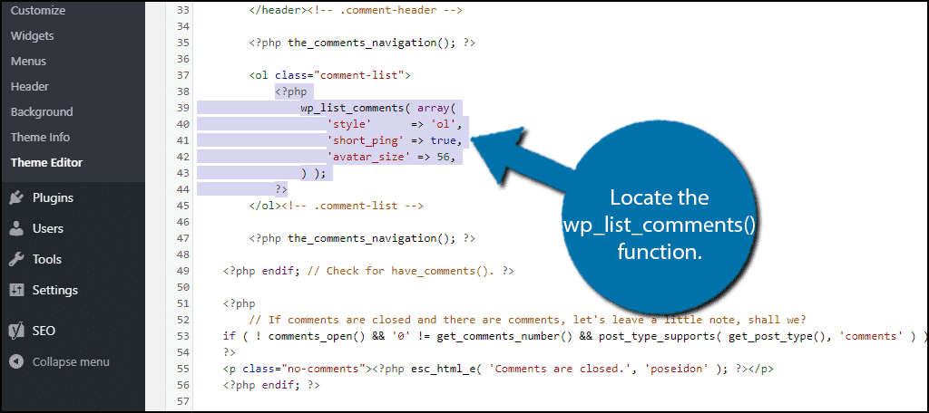 Locate The Function