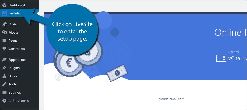 LiveSite