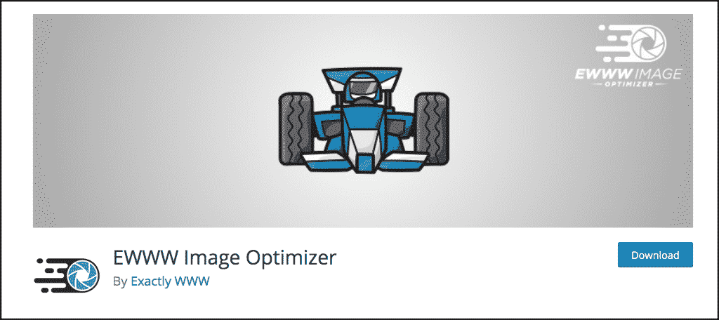 Ewww Image Optimizer plugin