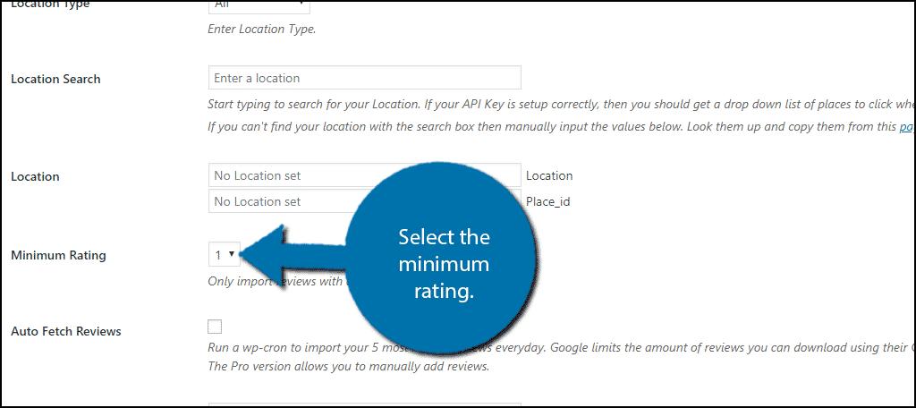 Select Ratings