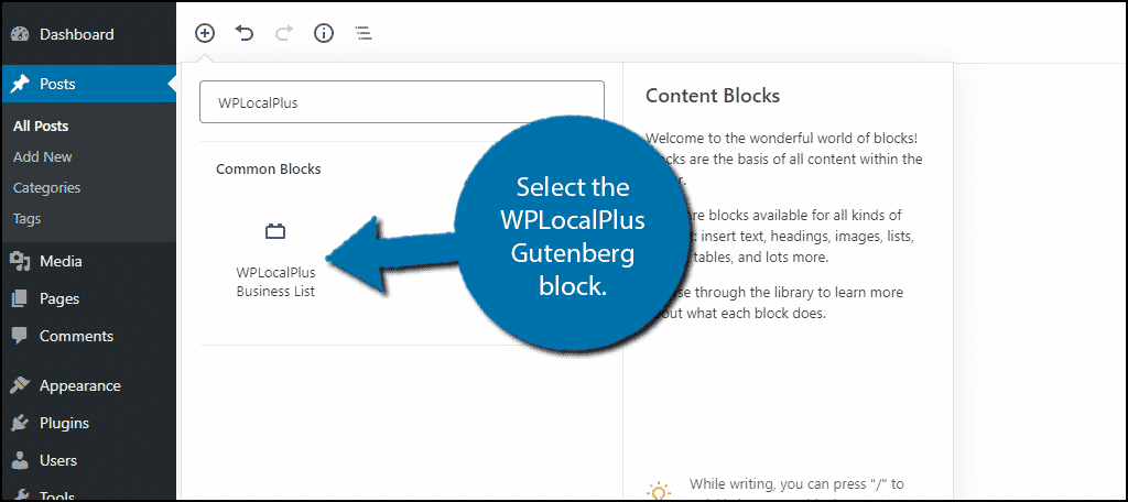 Gutenberg Block