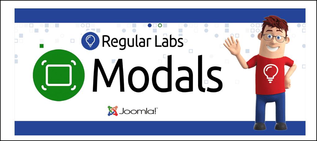 Modals Joomla Extension