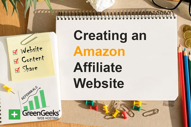 Creating An Amazon Affiliate Website