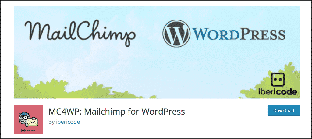 MailChimp plugin to create auction website