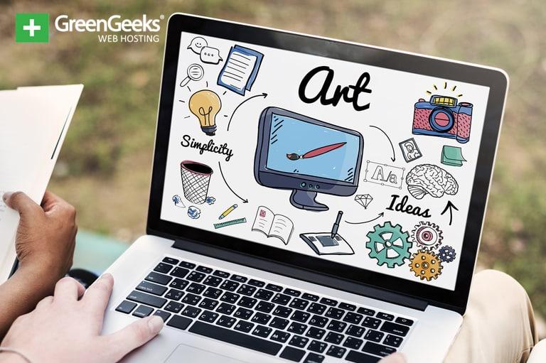 Make An Artist Website