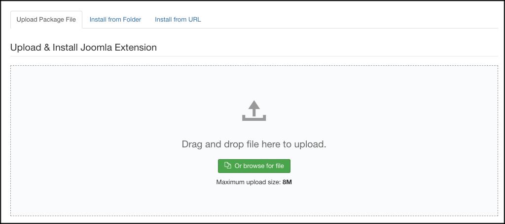 Install sitemap in joomla plugin