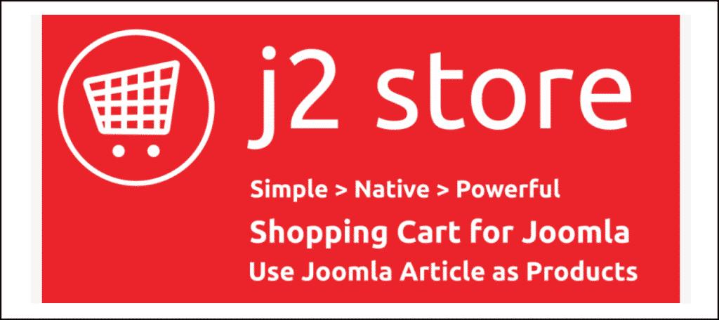 J2Store extension