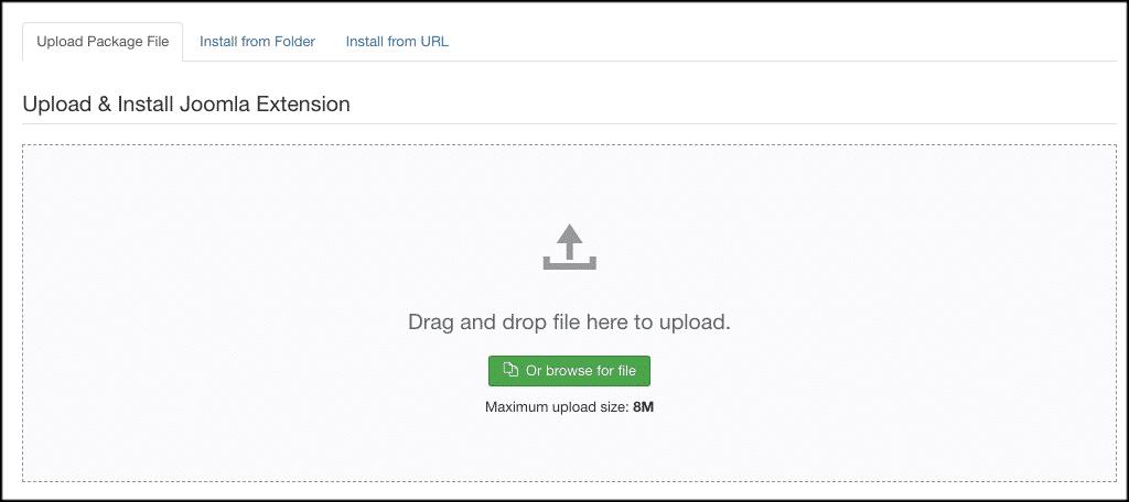 UPlaod facebook open graph extension