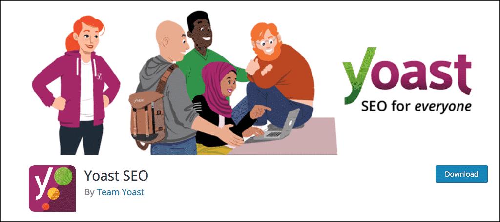 Yoast SEO plugin for live stream websites