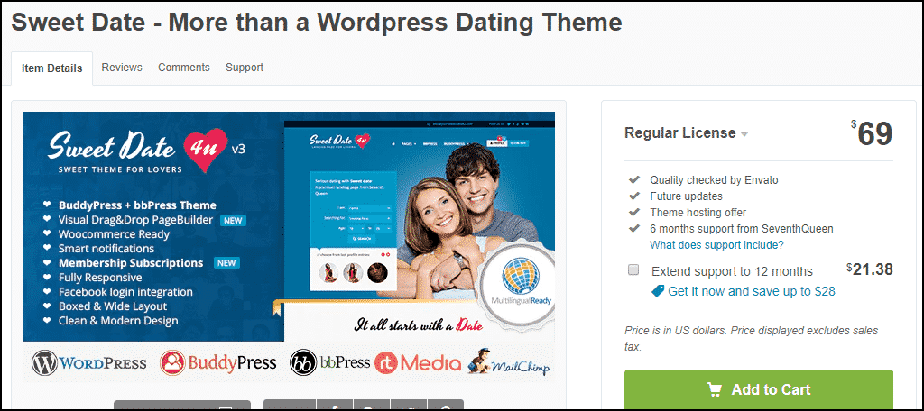 dating site directories