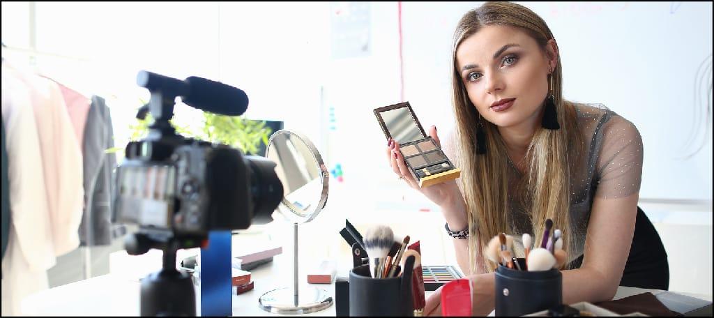 Beauty Vlogging