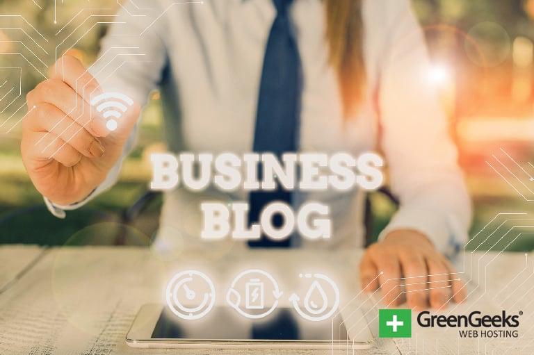 Create a Business Blog