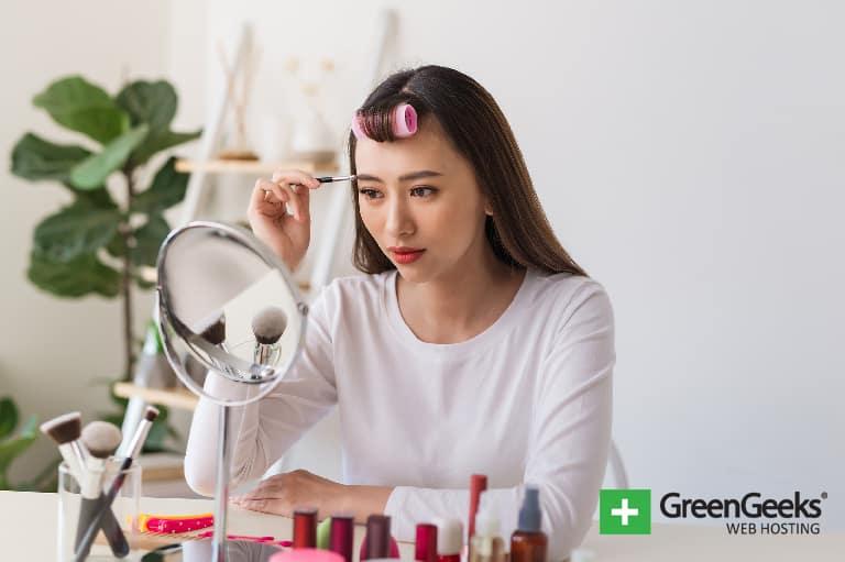 Start a Beauty Blog