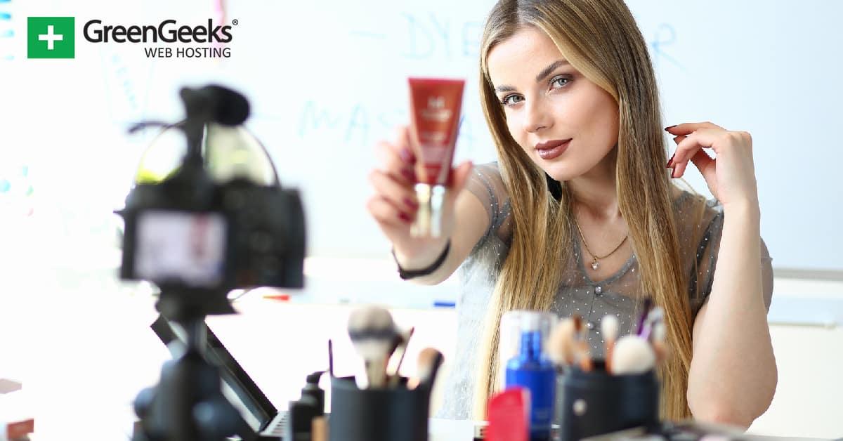 Make a Makeup Blog