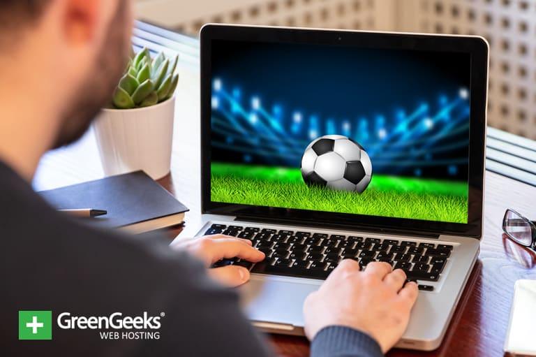 Make a Sports Blog