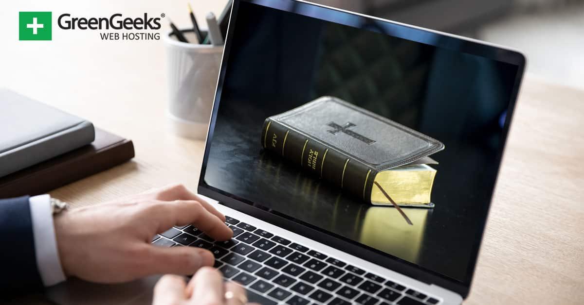 Build a Christian Blog