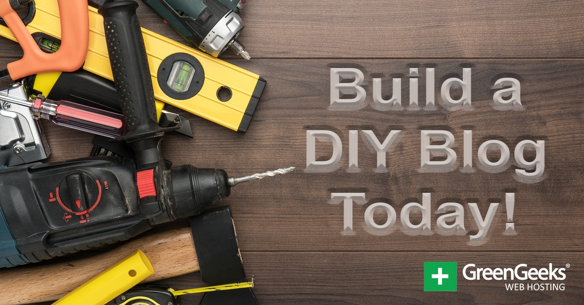 Build a DIY Blog