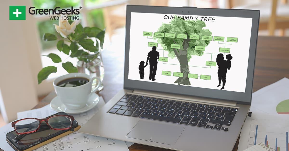 Create a Genealogy Blog