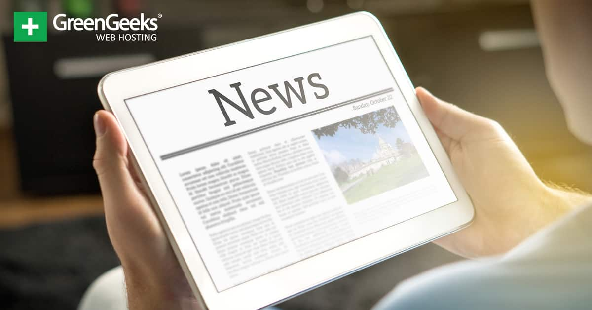 Make a Journalism Blog