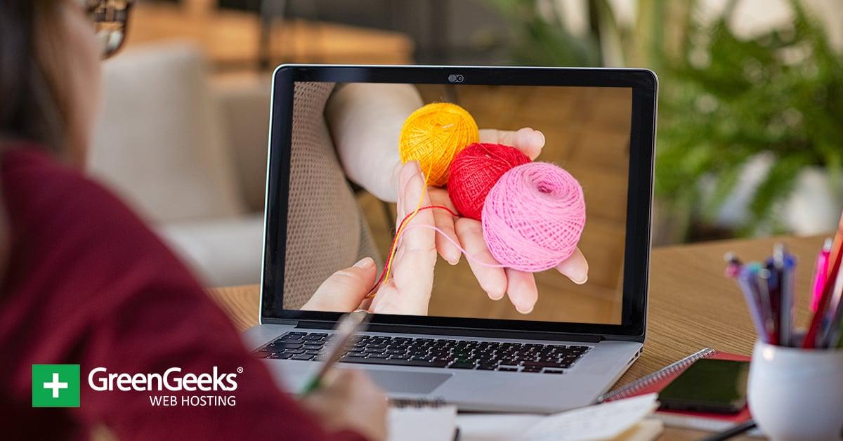 Start a Knitting Blog