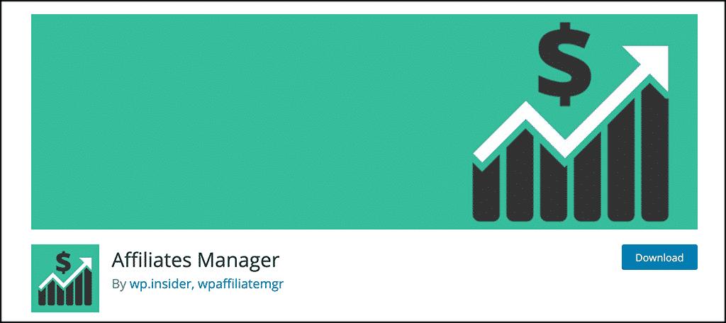 Affiliates manager plugin