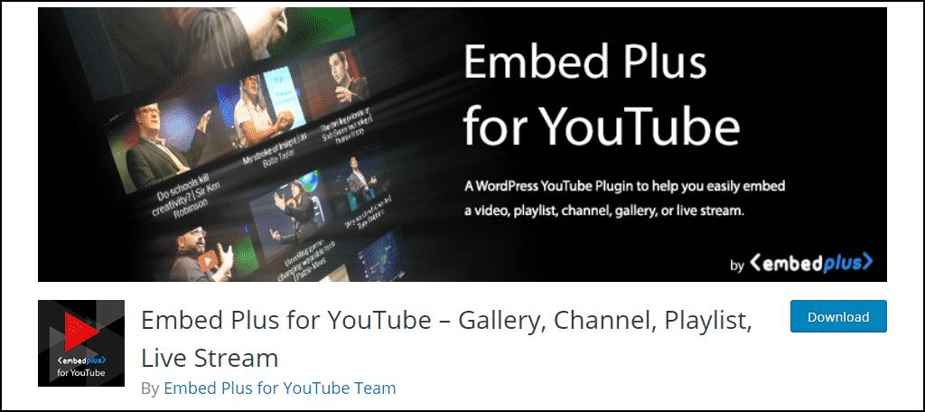 Embed Plus