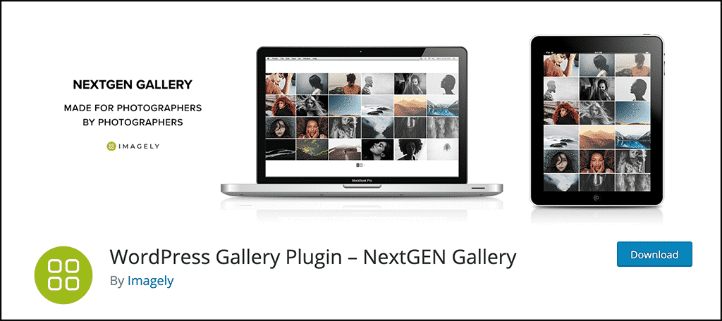 Nextgen gallery plugin for crochet blog