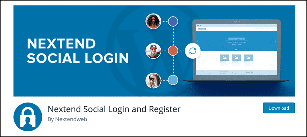 Nextend Social Login plugin