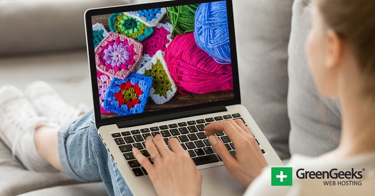 Start a Crochet Blog