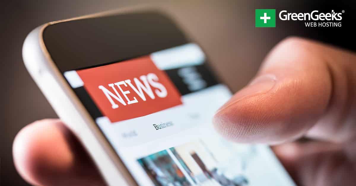 Start a News Blog