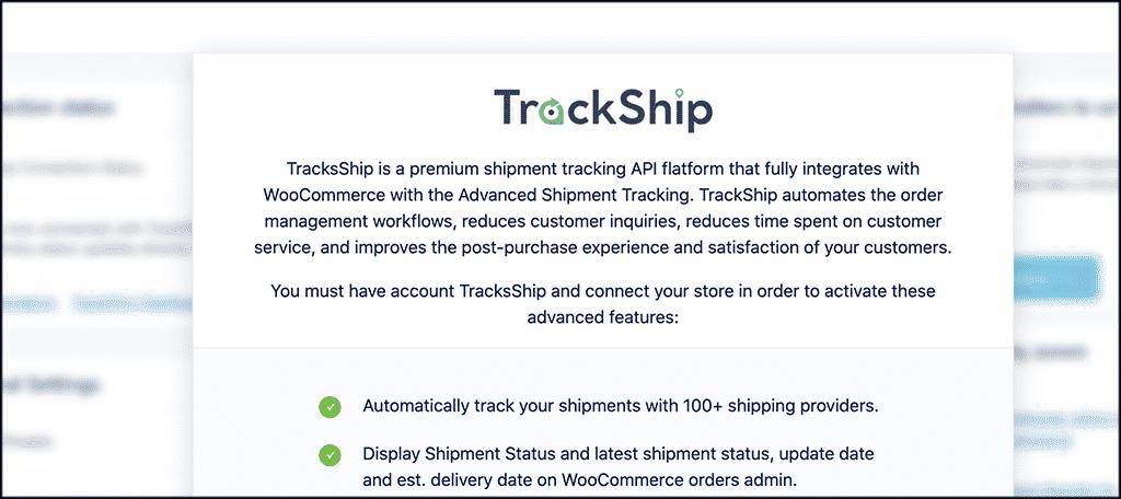 Trackship